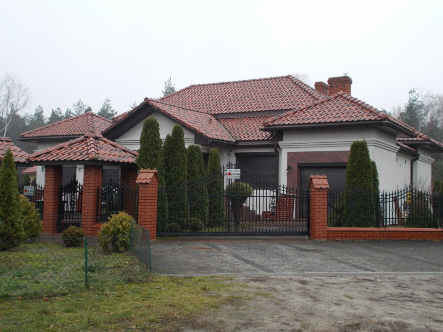 Dom w Stalowej Woli – komfortowy, parterowy o pow. 145m